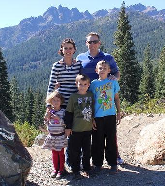 My Nevada City, CA Hypnotherapy Family