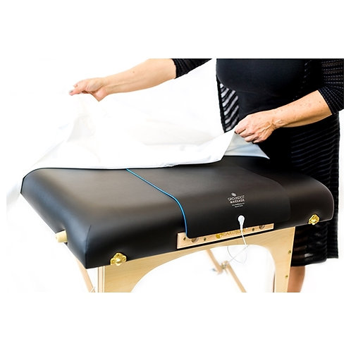 Grounded Beauty Massage Table Pad Kit