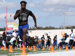 Orlando Nike+ Football The Opening Rating Day - OFFICIAL RESULTS