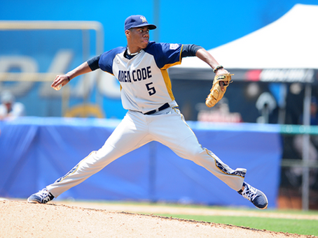 Greene looks strong as Brewers win at Area Code Games