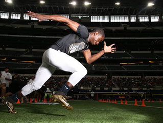 Dallas Nike+ Football The Opening Rating Day - OFFICIAL RESULTS