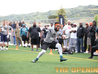 Bay Area Nike+ Football The Opening Regional Action Photos