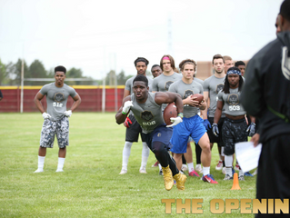 Columbus Nike+ Football The Opening Regional Action Photos
