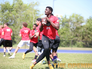 New Orleans Elite 11 Regional - ACTION PHOTOS