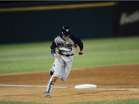 Brewers go unbeaten at Area Code Games