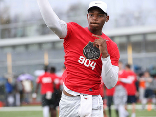 New Jersey Nike+ Football The Opening Regional Action Photos