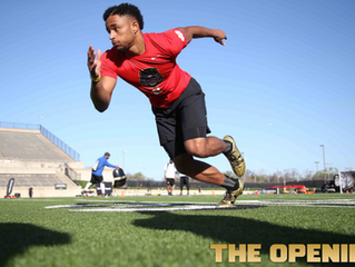 Dallas Nike+ Football The Opening Regional Action Photos