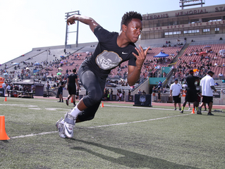 Los Angeles Nike+ Football The Opening Rating Day - OFFICIAL RESULTS