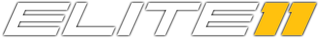 elite 11 logo horizontal with shadow whi