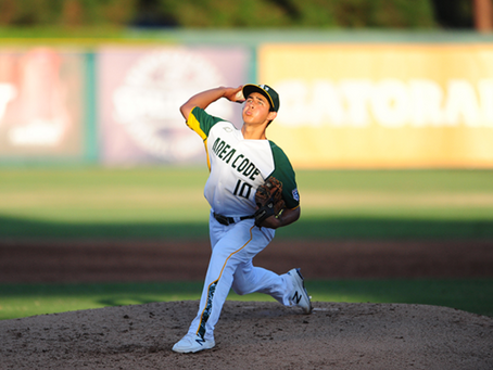 A's beat Reds in Area Code Games