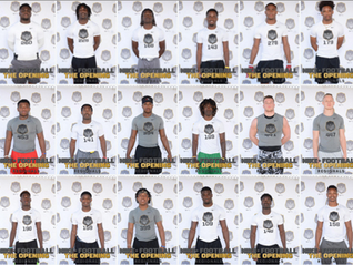Dallas Elite 11 Regional - HEADSHOTS