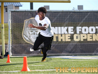 Houston Nike+ Football The Opening Regional Action Photos