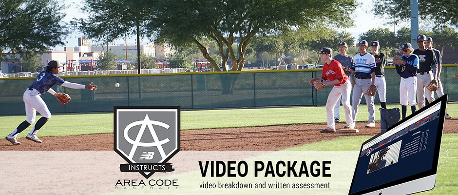 AREA CODE INSTRUCT VIDEO PACKAGE