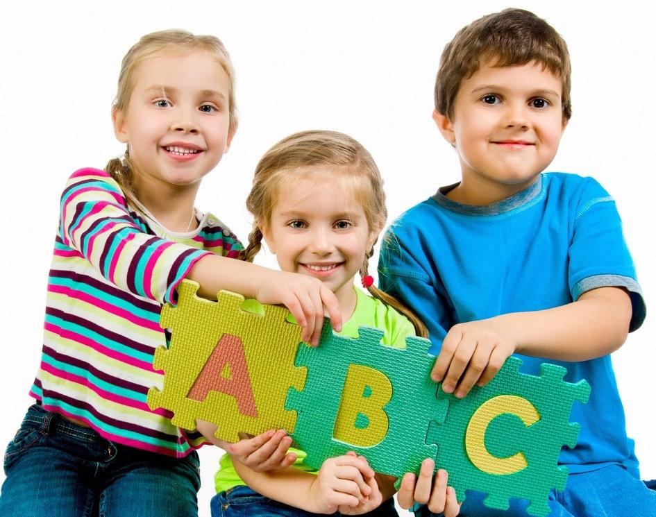 Английский для малышей 4-5 лет