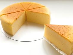Japanese Fluffy Cotton Cheesecake