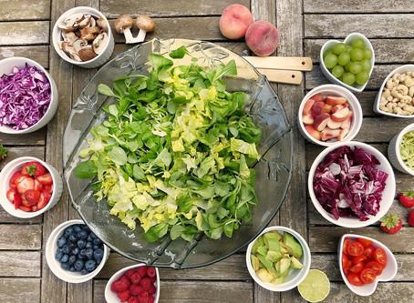 Alimentação nutritiva para o inverno