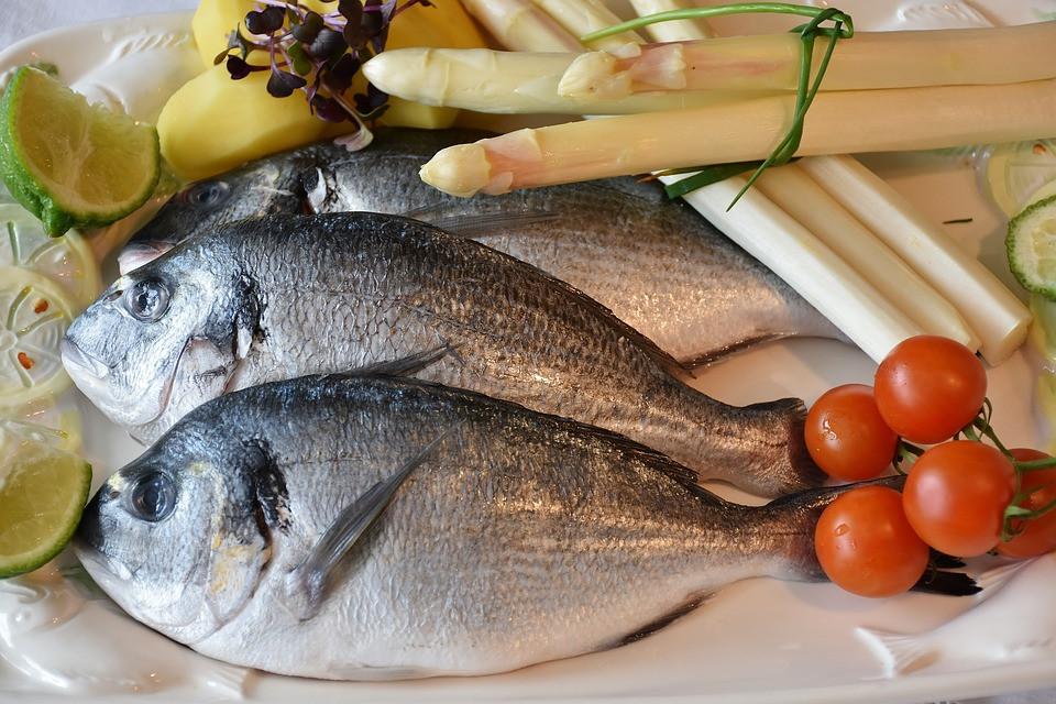 Peixes e a vitamina D