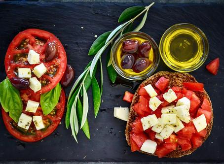 Por que a dieta mediterrânea traz benefícios à saúde