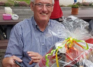 Gepast afscheid van onze Meester Marc