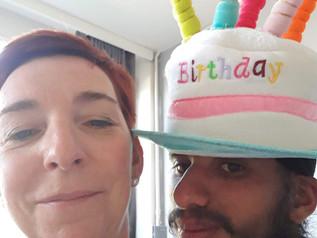 Verjaardag Lovejot en Michael + ontbijt atelier
