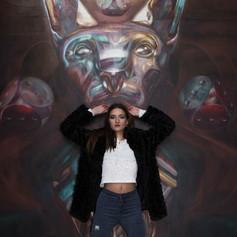 Model; Elisha Harvey Photgraphy Tracey Daniel