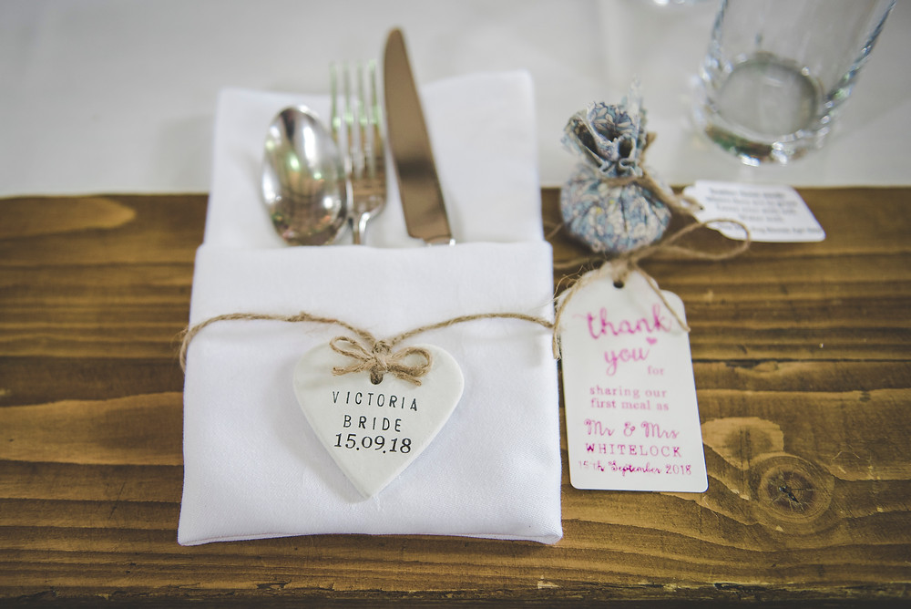 Wedding table layout vintage