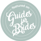 featured on guides fo brides