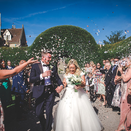 Becky & Craig - Tortworth Court, Gloucestershire