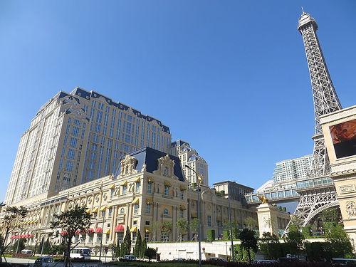 Parisian Hotel and Casino in Macau