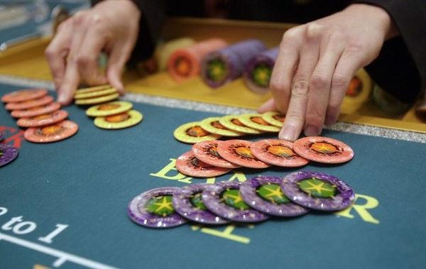 Macau casino gaming chips