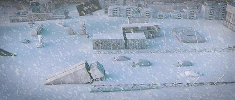 Screenshot from whitelake project of wise studio