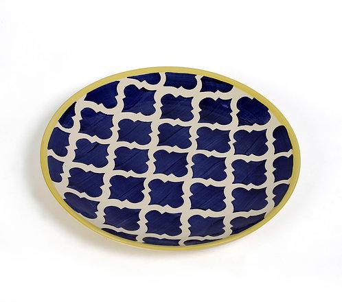 Persian art plate