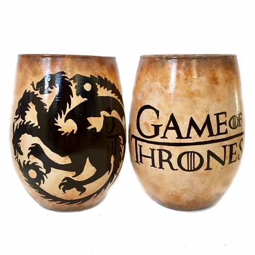 Game of Thrones Dragon (1 glass)