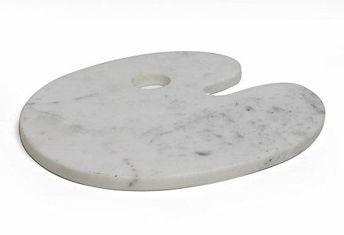 Ivory palette platter