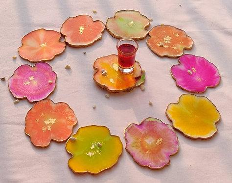 Flora bloom resin S/12