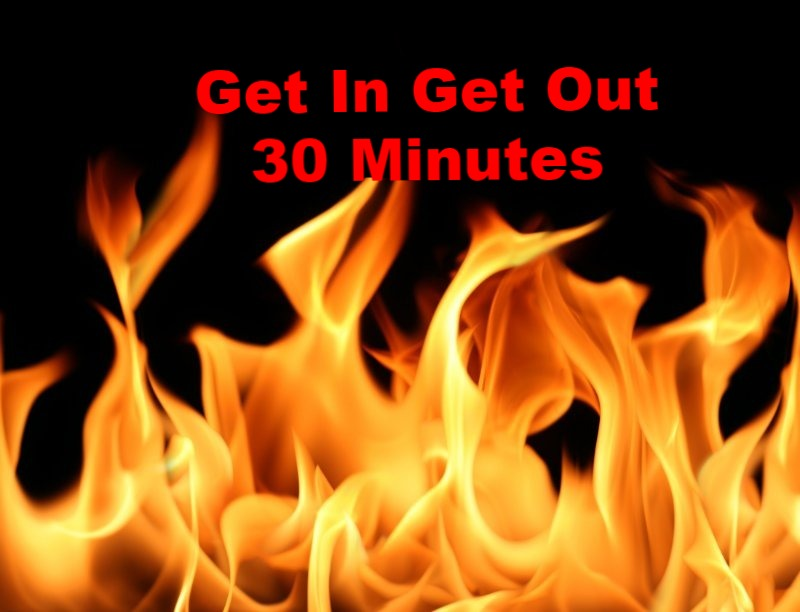 The 30 Minute Burn