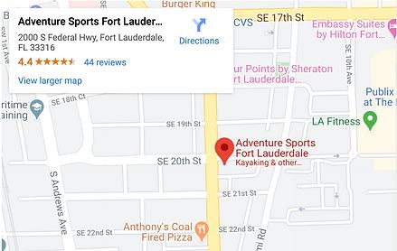 Adventure Sports Fort Lauderdale