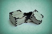 scratch design Jewelry box