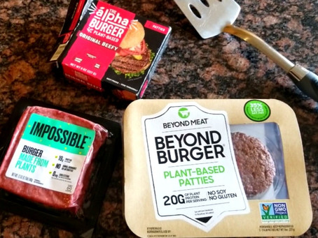 Vegan Grilling Series Pt 2: Burger Taste Test