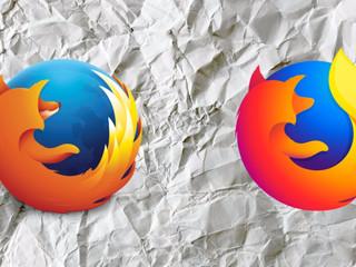 Firefox Goes Brighter & Sharper