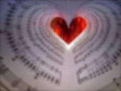 heart in music paper