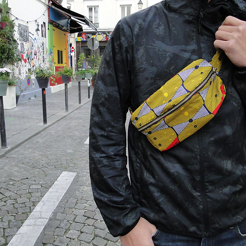 Yellow Submarine • The big belt bag