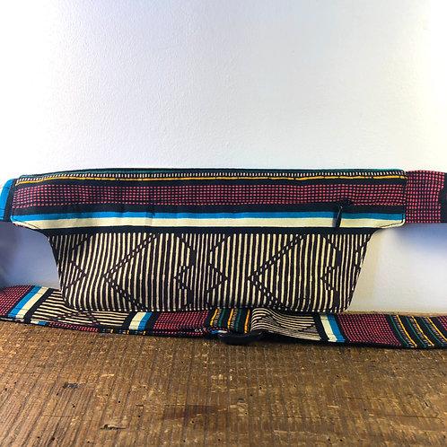 extra flat, unisexe belt bag from Baobab Paris