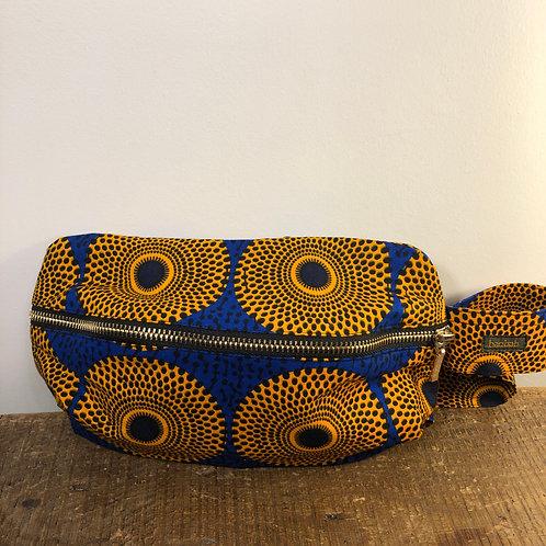 Wax is the new Black • The big belt bag