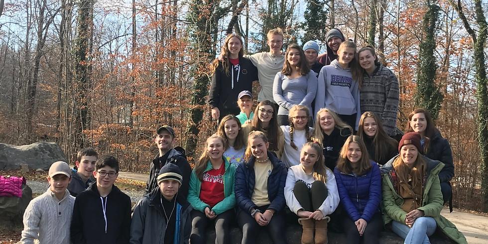 High School Laurelville Retreat