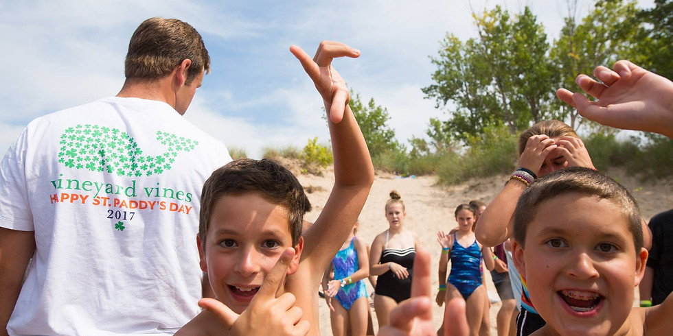 Middle School Surf City Camp