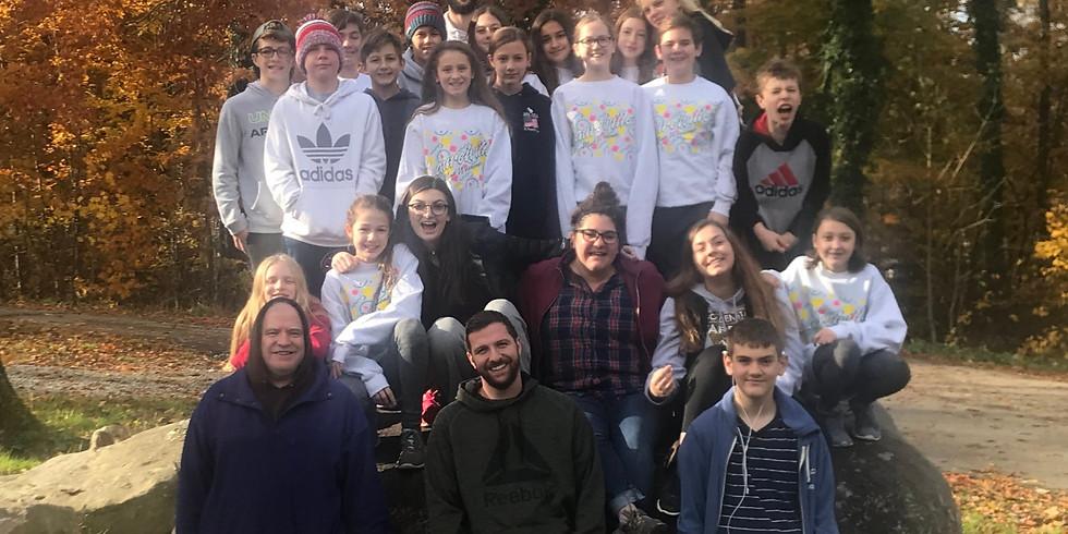 Middle School Laurelville Retreat