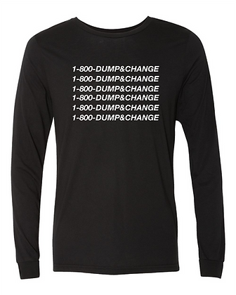 1-800 Long Sleeve Tee