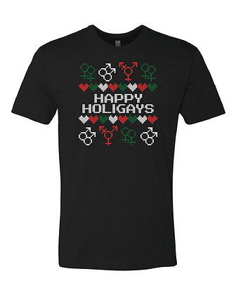 Happy Holigays T-Shirt