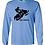 Thumbnail: Lady Sledders Logo - Long-Sleeved Shirt